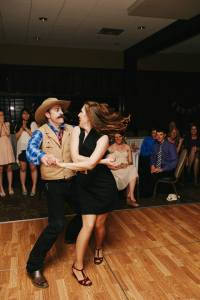 Dancing with Nate