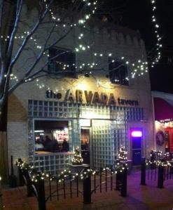 Arvada Tavern did Nate & I right on our Anniversary!